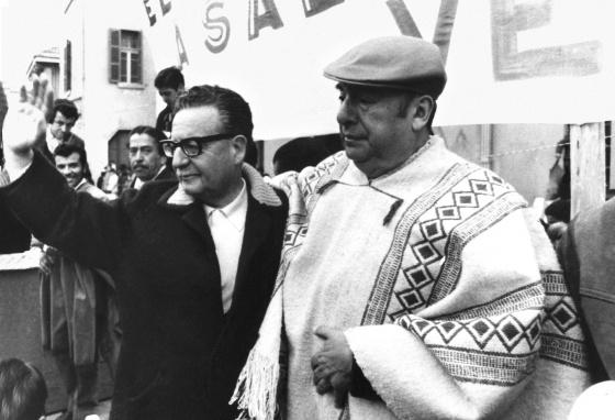 Pablo Neruda: Texto sobre el Golpe de Estado en Chile.