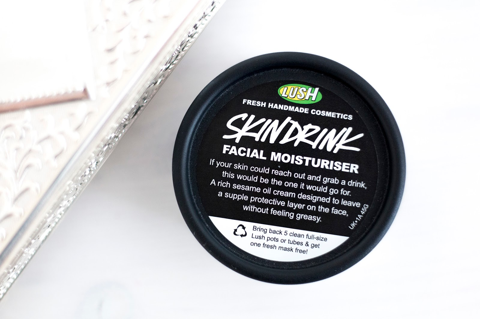 Lush Skin Drink review
