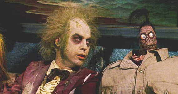 The Daily Droid Film Review Beetlejuice