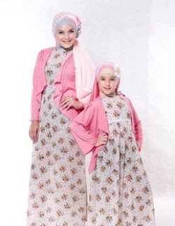 16 Desain Baju Anak Perempuan Muslim Model Terpopuler