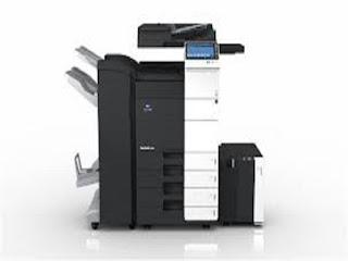 Konica Minolta Bizhub 454E Printer Driver