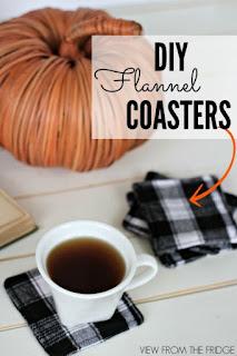DIY Cloth Coasters