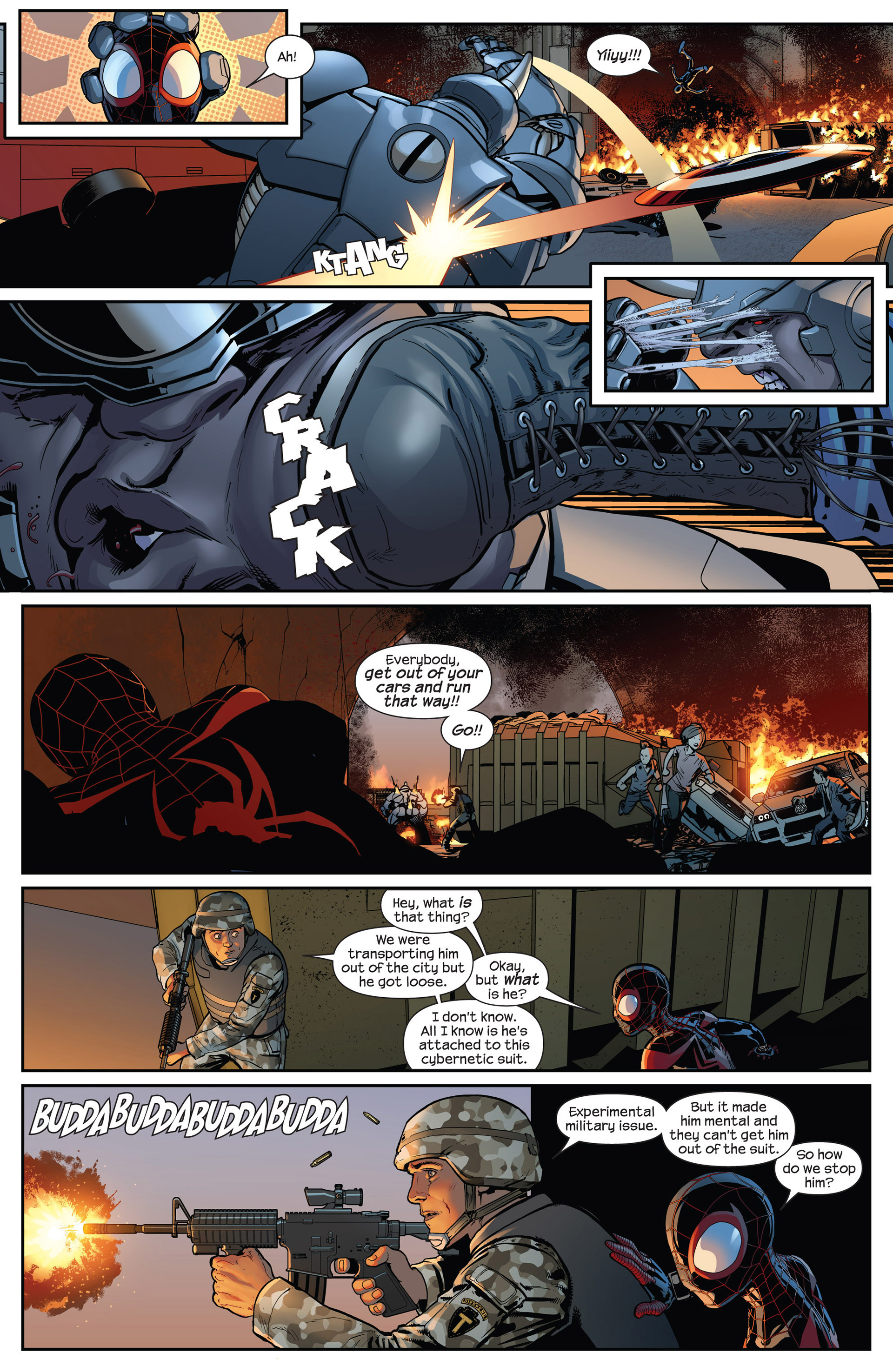Read online Ultimate Comics Spider-Man (2011) comic -  Issue #14 - 18