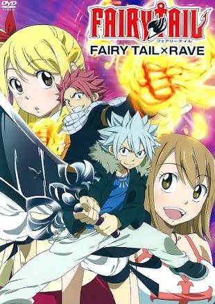 تقرير اوفا Fairy Tail x Rave (فيري تيل وريف)