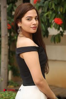 Telugu Actress Tanya Hope Stills at Appatlo Okadundevadu Audio Launch  0030.JPG