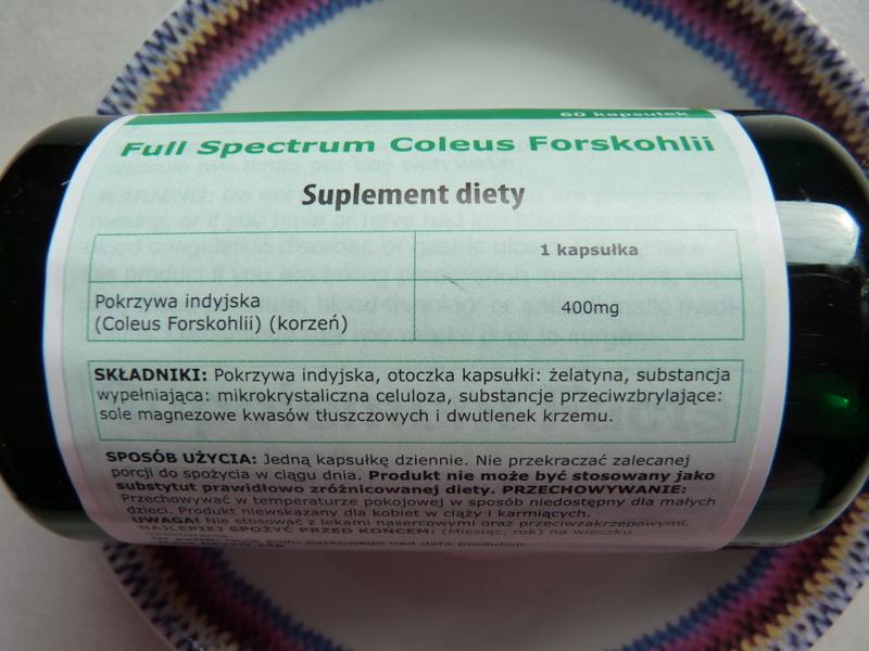 ekstrakt z pokrzywy indyjskiej – suplement wspomagający odchudzanie