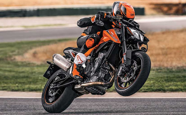 New 2019 KTM 790 Duke picture HD