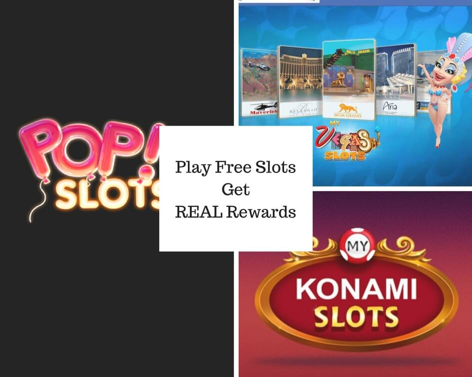 Slots With Real Rewards