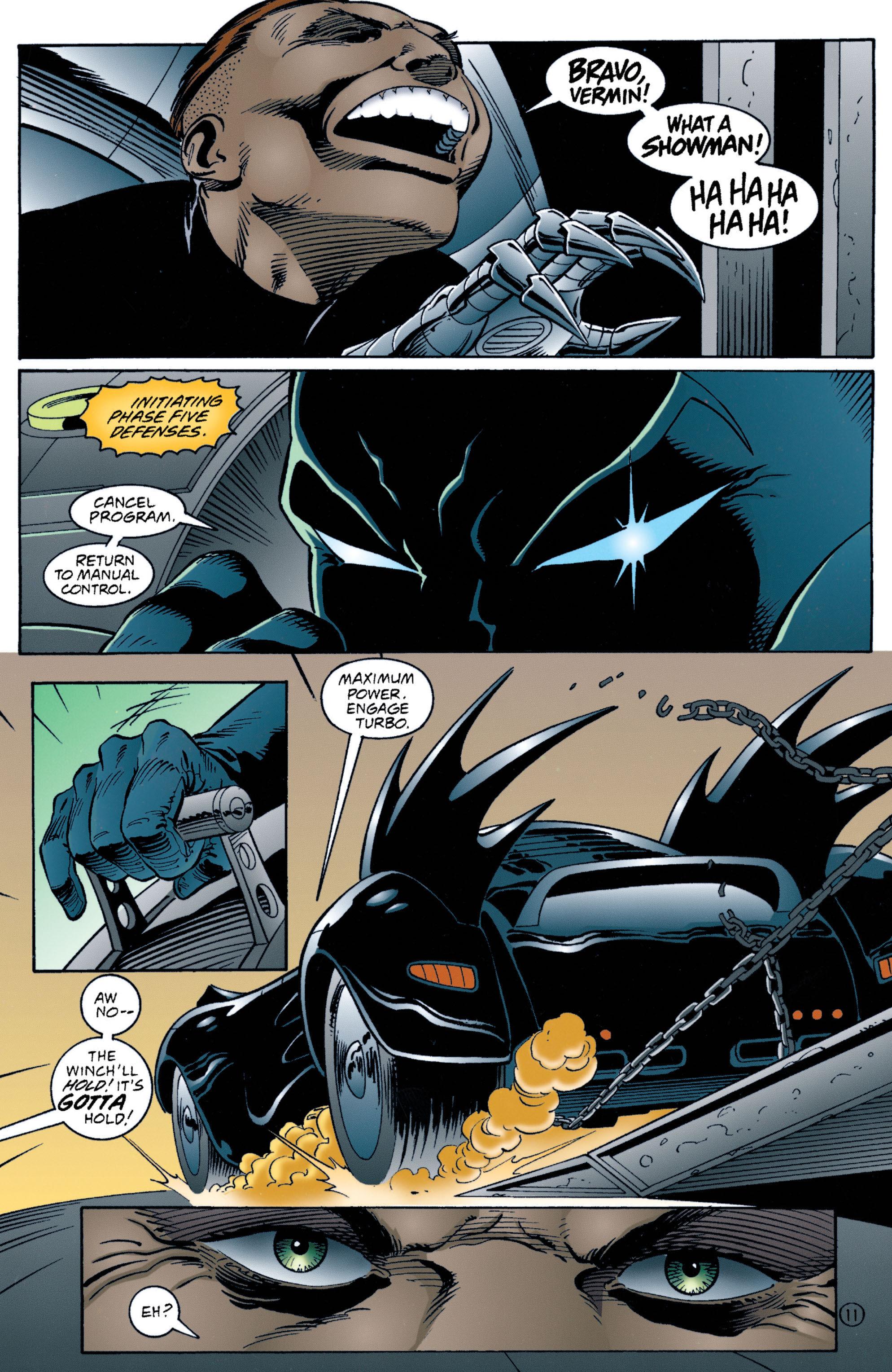 Detective Comics (1937) 718 Page 11