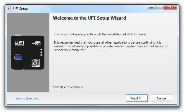 Cara Install UFI Box dan Cara Aktivasi UFI Box ~ Toko Online