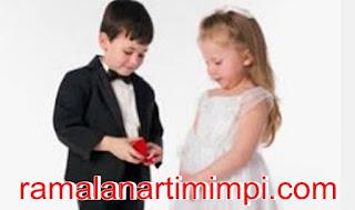 Arti Mimpi Melihat Anak Kecil Sudah Menikah