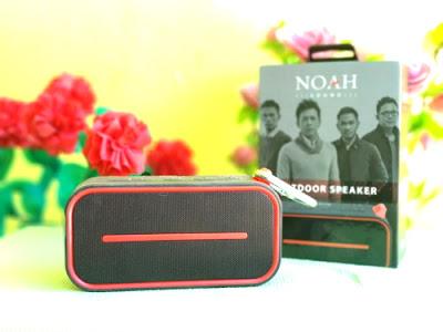 SPC Outdoor Speaker Noah Sound, SPC Mobile, SPC, SPC Indonesia, NoahSound, SPC Noah
