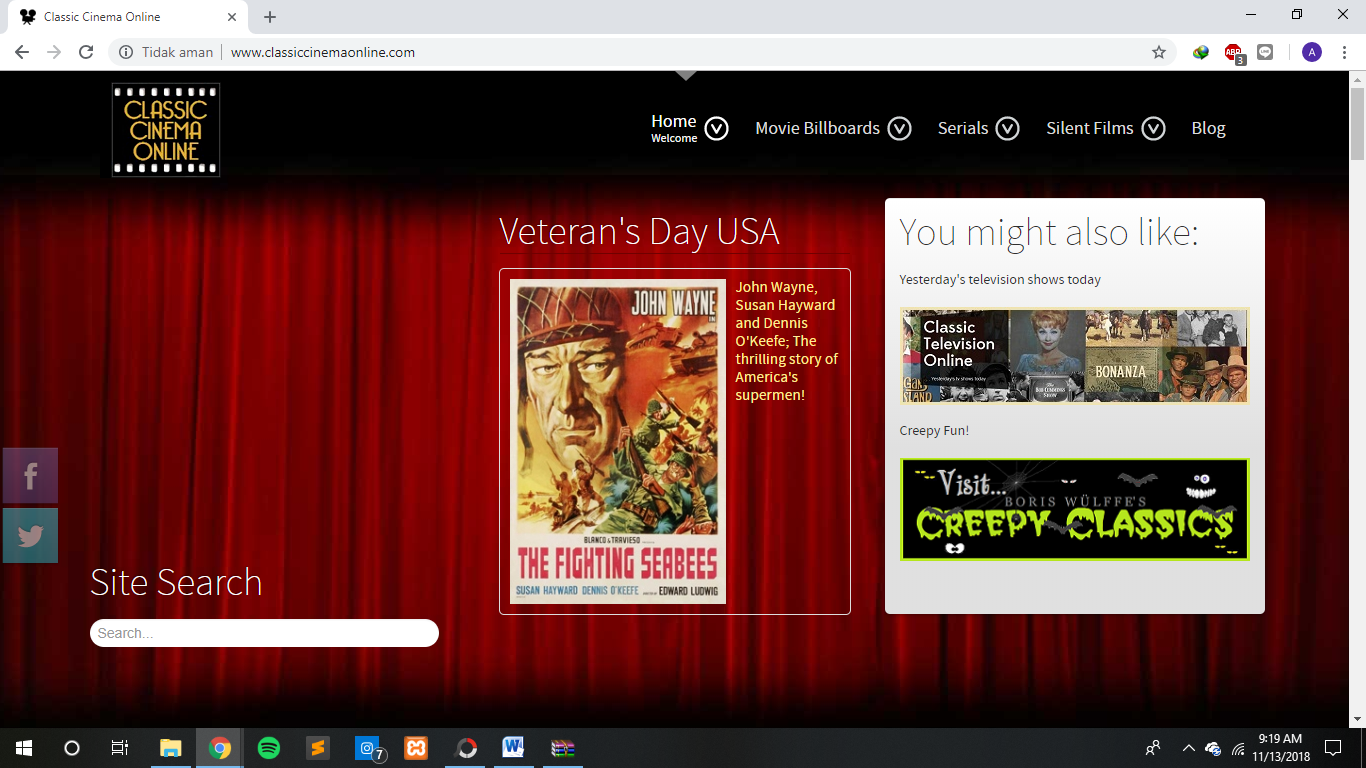 website gratis nonton film