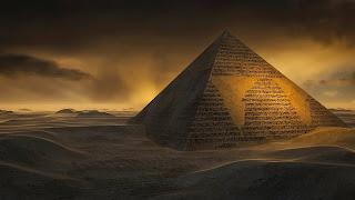 Изображение:  пирамида, помощь мага бесплатно