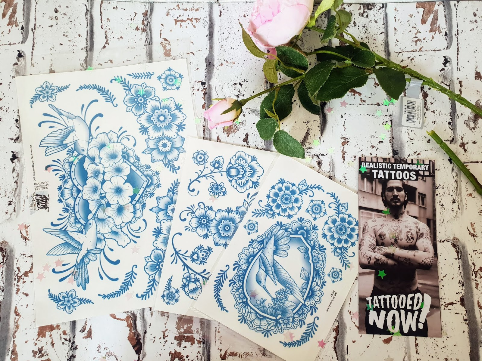 tattooed now temporary realistic tattoos review