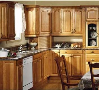 Classic Kitchen Cabinet picture