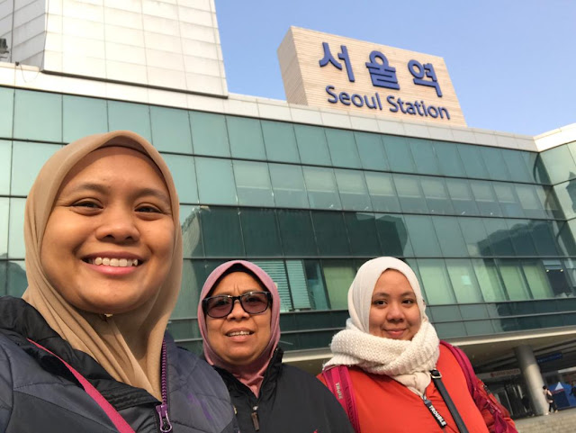 Percutian 5 hari 4 Malam di Seoul, Korea [Part 3]