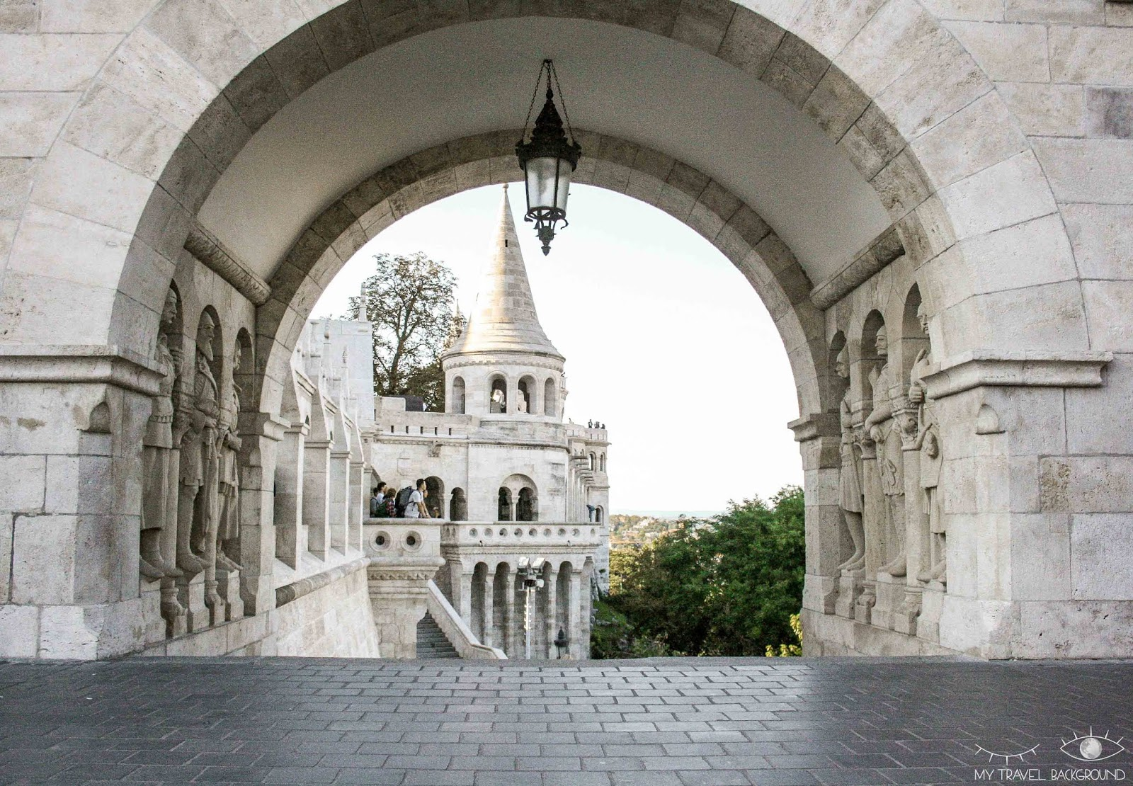 My Travel Background : 1 week-end à Budapest en Hongrie - Le Bastion des Pecheurs