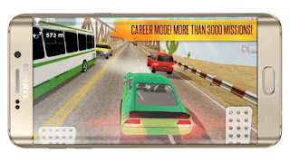 Car Racing Online Traffic, Online Car Driving game for Android