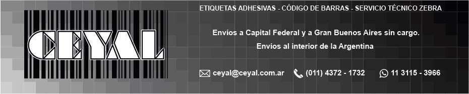 lector códigos de barras cosméticos Argentina