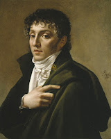 Étienne Méhul - attributed to Antoine Gros