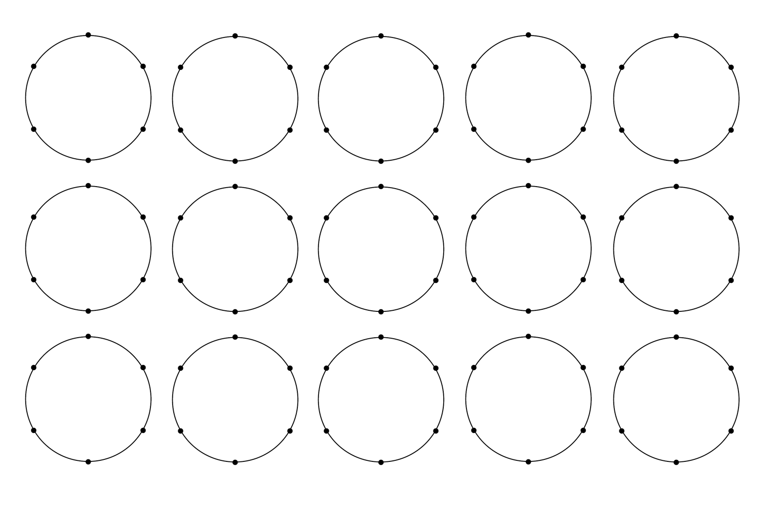 MEDIAN Don Steward mathematics teaching: joining 6 dots