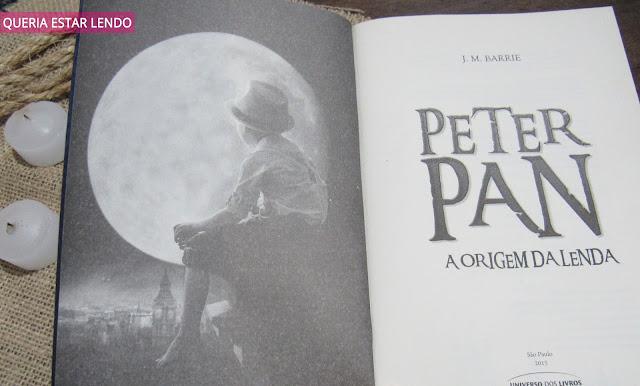 Resenha: Peter Pan - A Origem da Lenda
