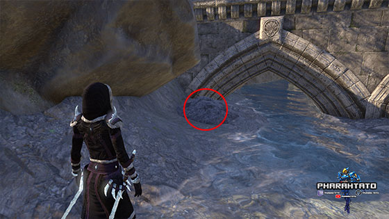 Summerset Treasure Map 3 Location
