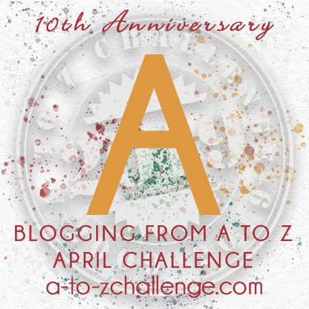 A-Z Challenge!