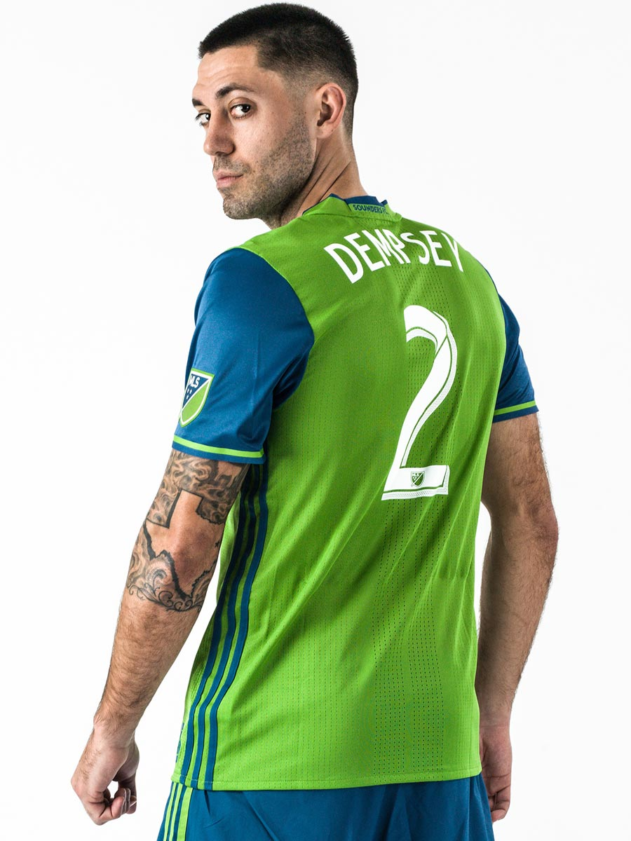 Seattle Sounders 2016 Home And Third Kits Released Footy