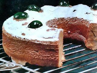 Gambar Resep Cake Jeruk