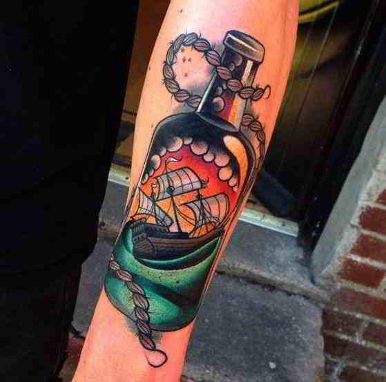 Tatuajes Estilo Tradicional Americano Y Su Significado 9 Temas