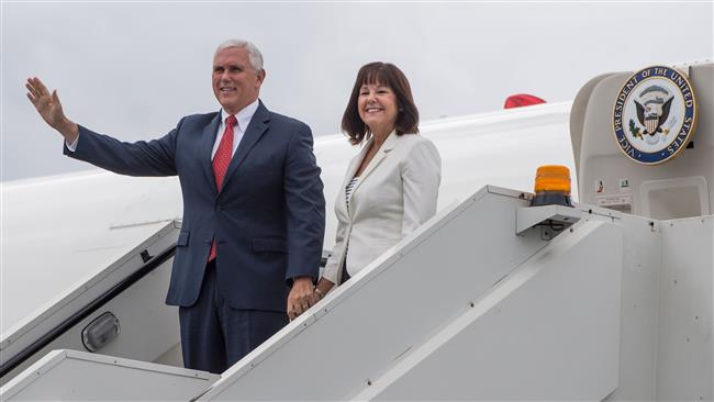 US policy 'not America-alone,' US Vice President Mike Pence says in Estonia