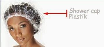 Gambar Shower Cap Plastik