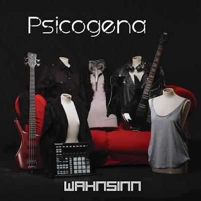 Psicogena è il debutto dei metallers WAHNSINN