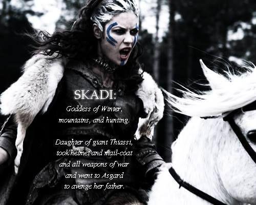 Njord And Skadi