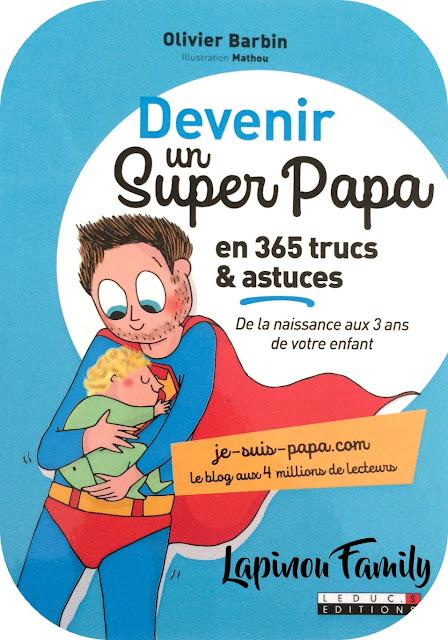 devenir un super papa