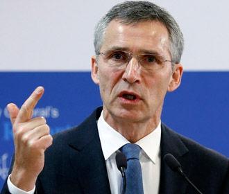 Товарищу Йенсу, НАТО, лично. Александр Зубченко