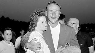 Arnold Palmer First Wife Winifred Walzer Palmer Pic