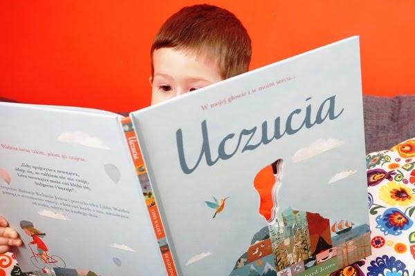 moje dziecko ma focha - książka o uczuciach, zielona sowa
