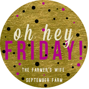 Oh Hey Friday! {v.15}