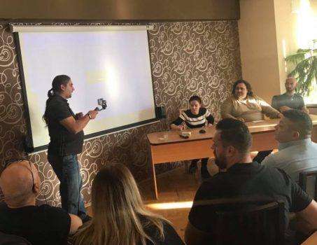 V Bratislave prebehol seminár budúcich rómskych novinárov