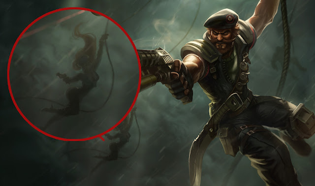 Special Forces Miss Fortune