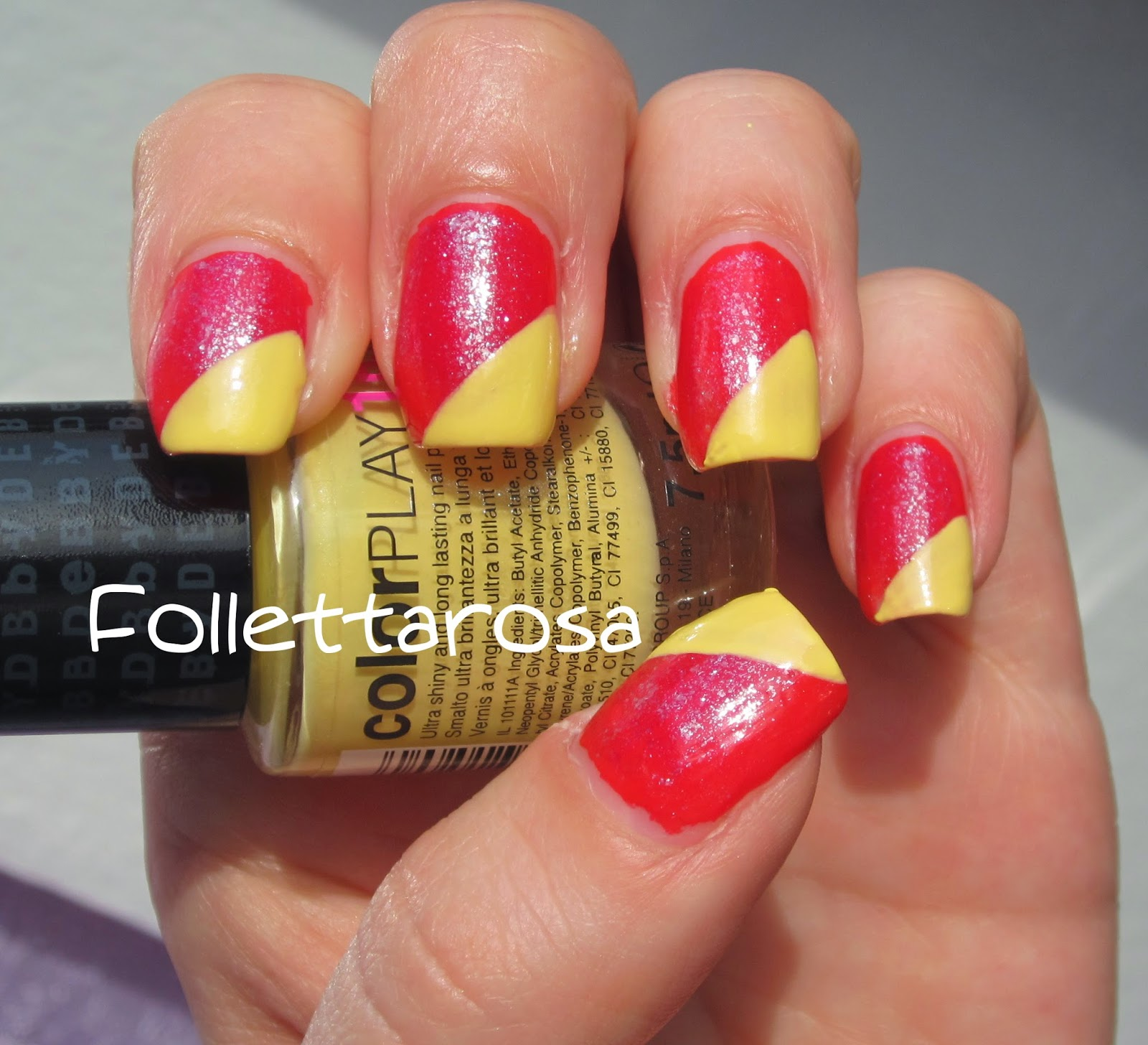 idee nnail art estate