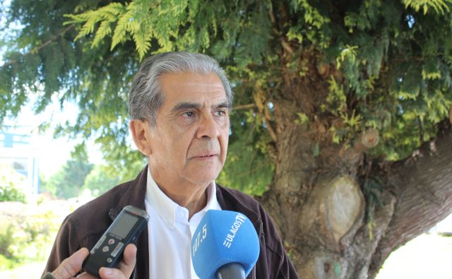 Coordinador nacional del Movimiento Asamblea Constituyente, Gustavo Ruz