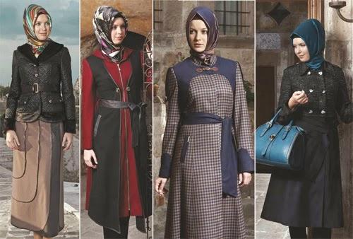 Image result for model baju muslim turki