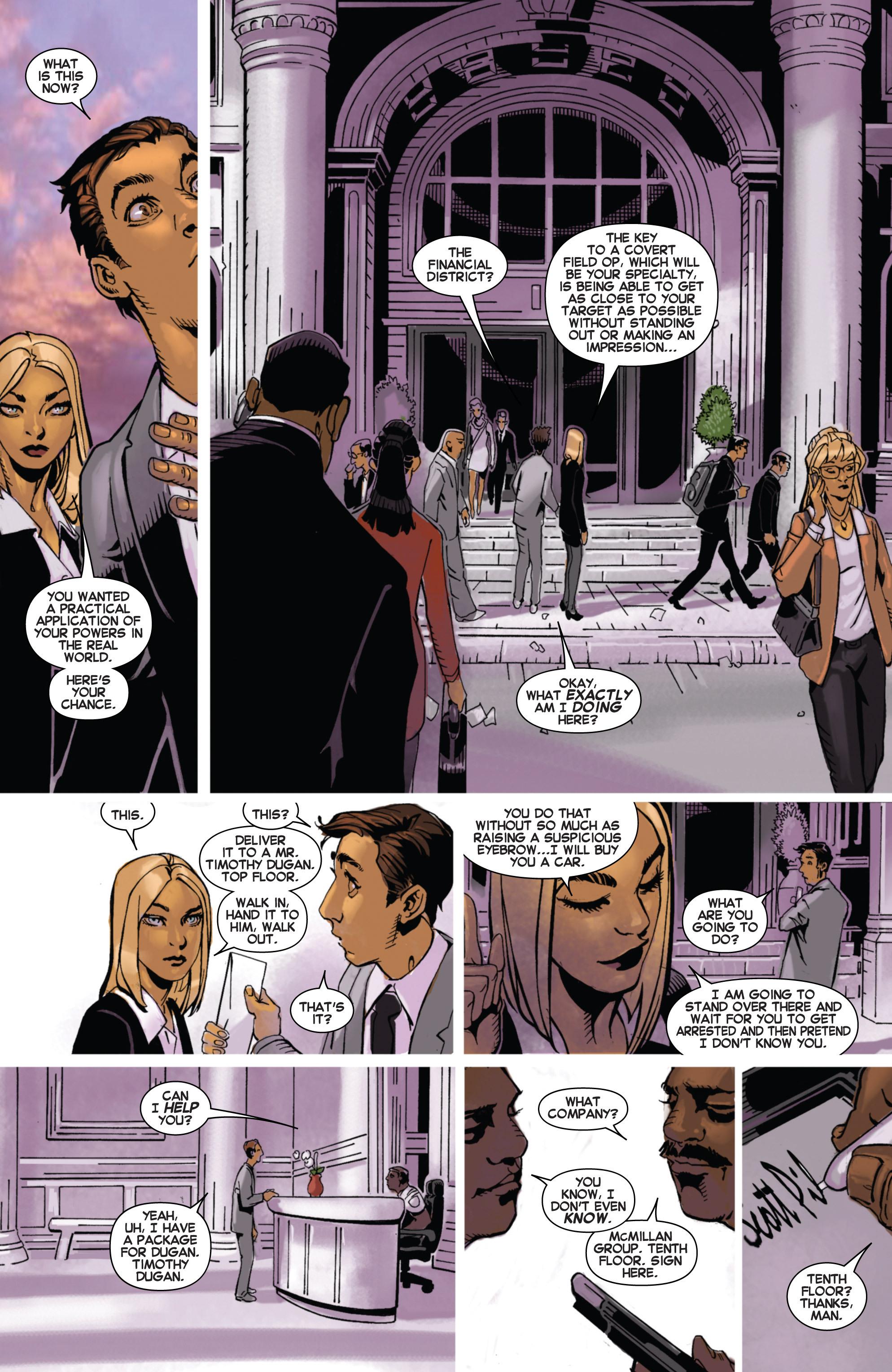 Read online Uncanny X-Men (2013) comic -  Issue #14 - 16
