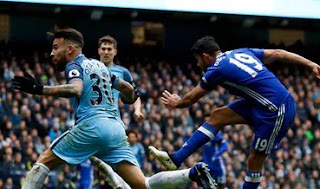 Manchester City vs Chelsea 1-3 Video Gol & Highlights