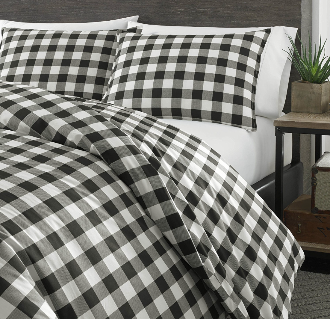 Black And White Buffalo Check Is On Trend This Year Mrs