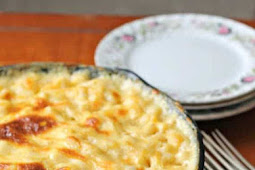 Baked Macaroni and Cheese #dinner #lunch